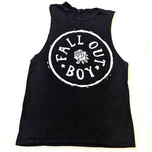 Fallout Boy tank top